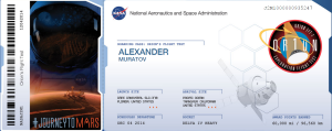 orion boarding pass